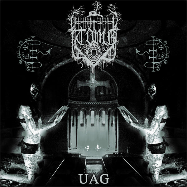 T.O.M.B. 'UAG' - Cargo Records UK
