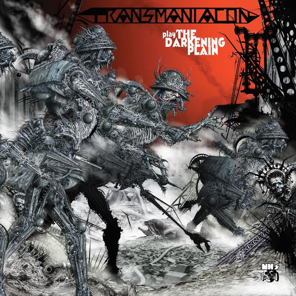 Transmaniacon 'The Darkening Plain' - Cargo Records UK