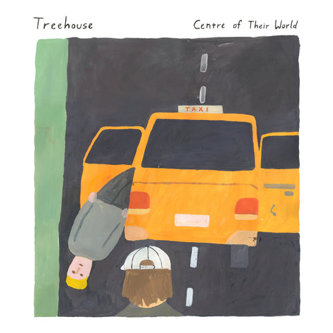 Treehouse 'Centre Of Their World' PRE-ORDER - Cargo Records UK