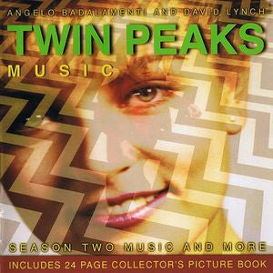 Angelo Badalamenti And David Lynch ‎'Twin Peaks Season Two Music And More' - Cargo Records UK