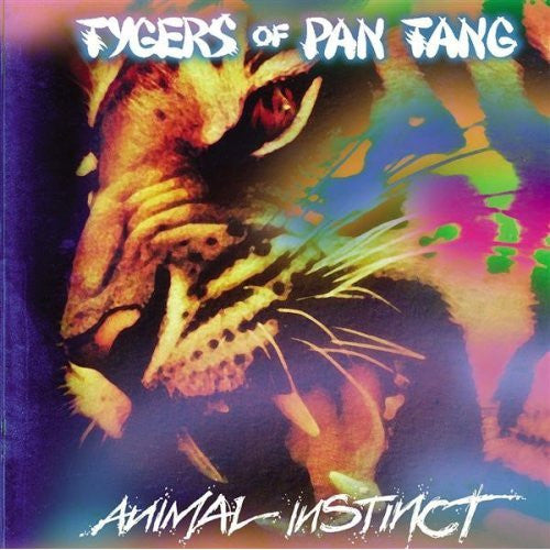Tyger of Pan Tang 'Animal Instinct' - Cargo Records UK
