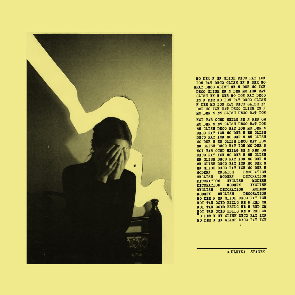 ULRIKA SPACEK 'Modern English Decoration' PRE-ORDER