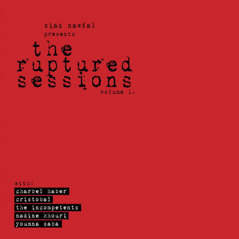 V/A 'Ruptured Sessions Vol. 1' - Cargo Records UK