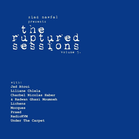Various Artists 'Ruptured Sessions Vol. 5' - Cargo Records UK