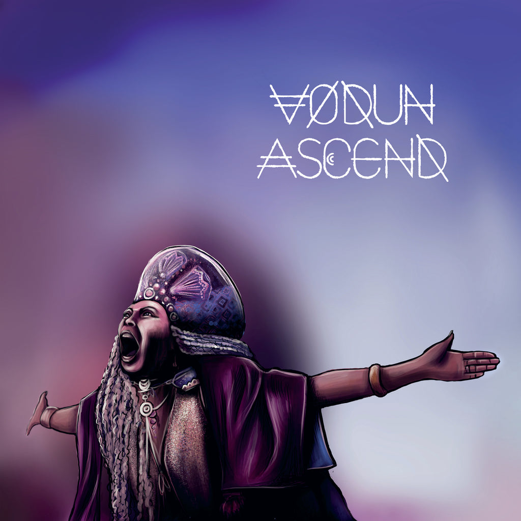 Vodun 'Ascend' PRE-ORDER - Cargo Records UK