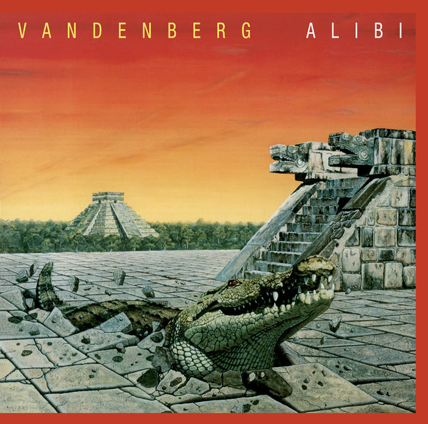 Vandenberg 'Alibi' - Cargo Records UK