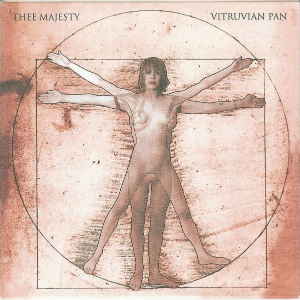 Thee Majesty 'Vitruvian Pan' - Cargo Records UK