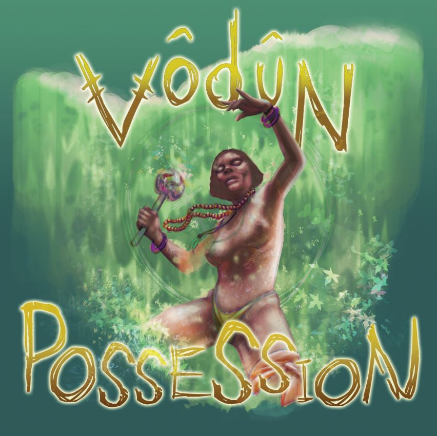 Vodun 'Possession' - Cargo Records UK