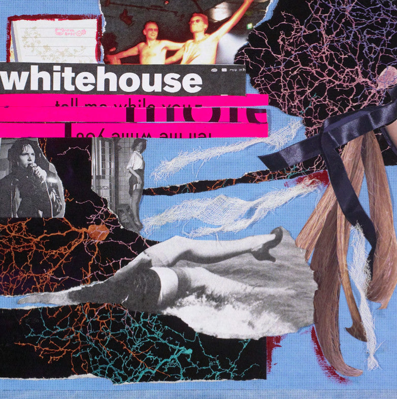 Whitehouse 'The Sound Of Being Alive.' - Cargo Records UK