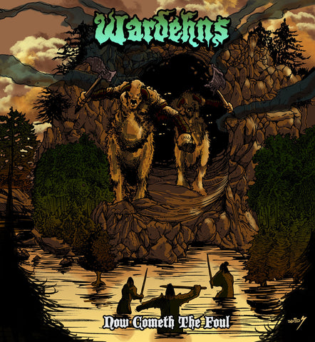 Wardehns 'Now Cometh The Foul' CD