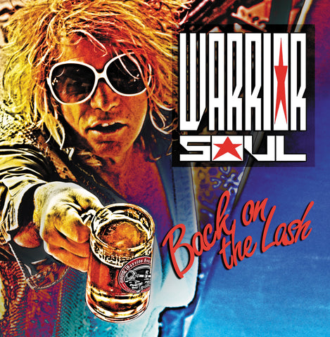 Warrior Soul 'Back On The Lash' CD - Cargo Records UK