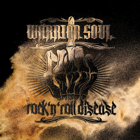 Warrior Soul 'Rock n' Roll Disease' CD PRE-ORDER