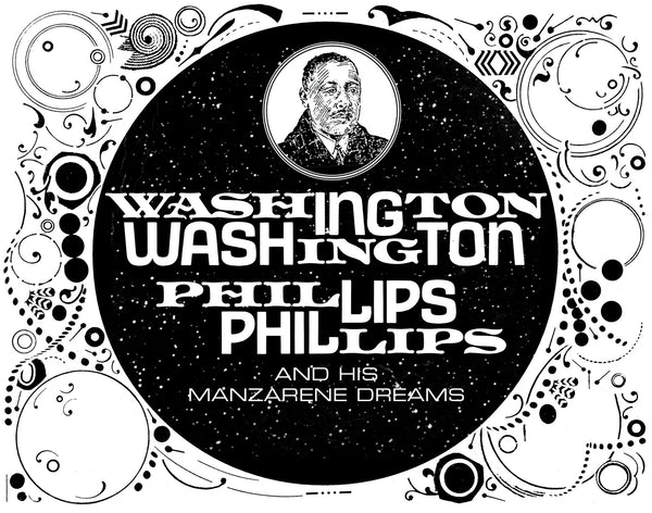 Washington Phillips 'Washington Phillips and His Manzarene Dreams' - Cargo Records UK