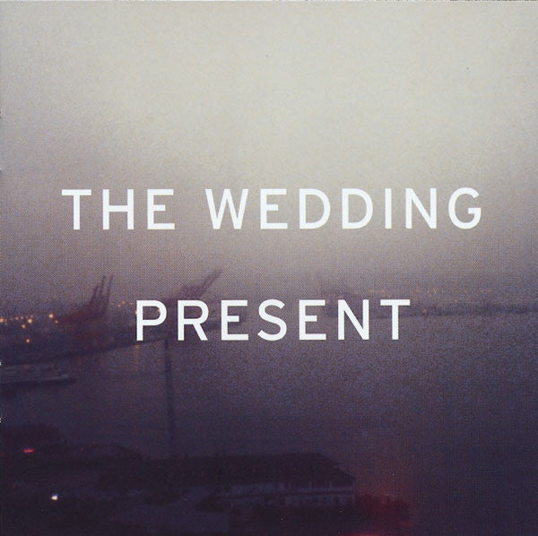 The Wedding Present 'Search For Paradise' - Cargo Records UK
