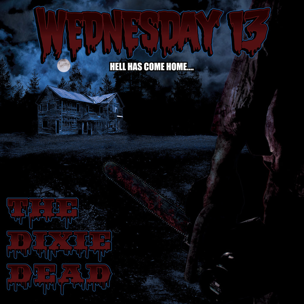 Wednesday 13 'The Dixie Dead' - Cargo Records UK