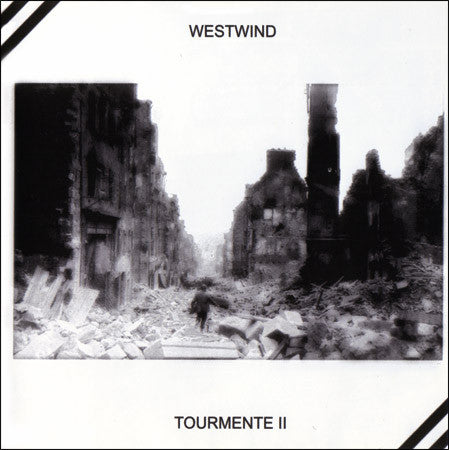 Westwind ‎'Tourmente II' - Cargo Records UK