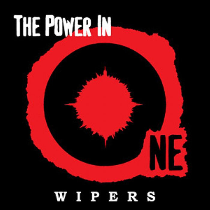 Wipers ‎'The Power In One' - Cargo Records UK