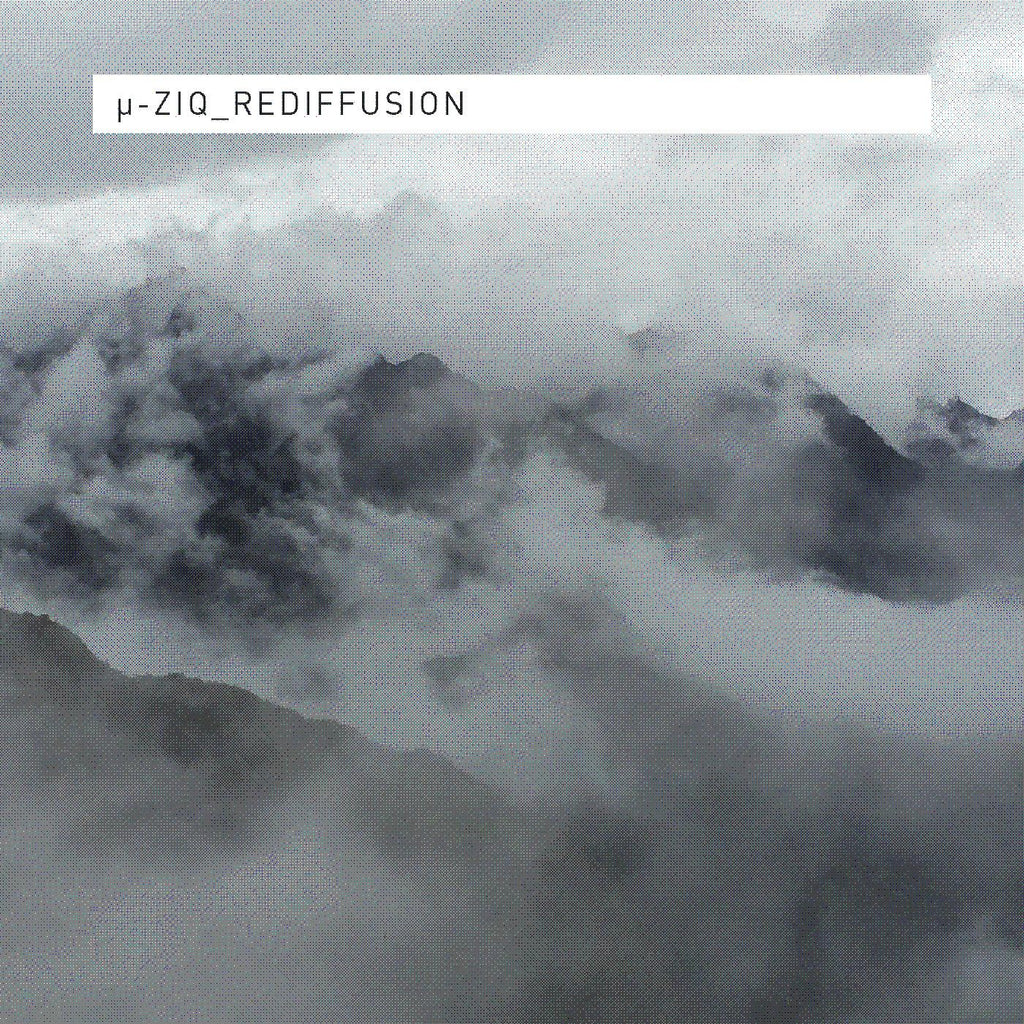 µ-Ziq 'Rediffusion' - Cargo Records UK