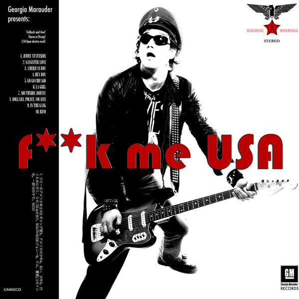 Fuck Me USA 'F**k Me USA' - Cargo Records UK