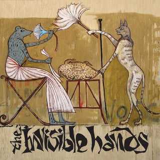 The Invisible Hands 'The Invisible Hands' - Cargo Records UK