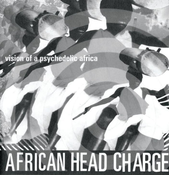 African Head Charge ‎'Vision Of A Psychedelic Africa' - Cargo Records UK