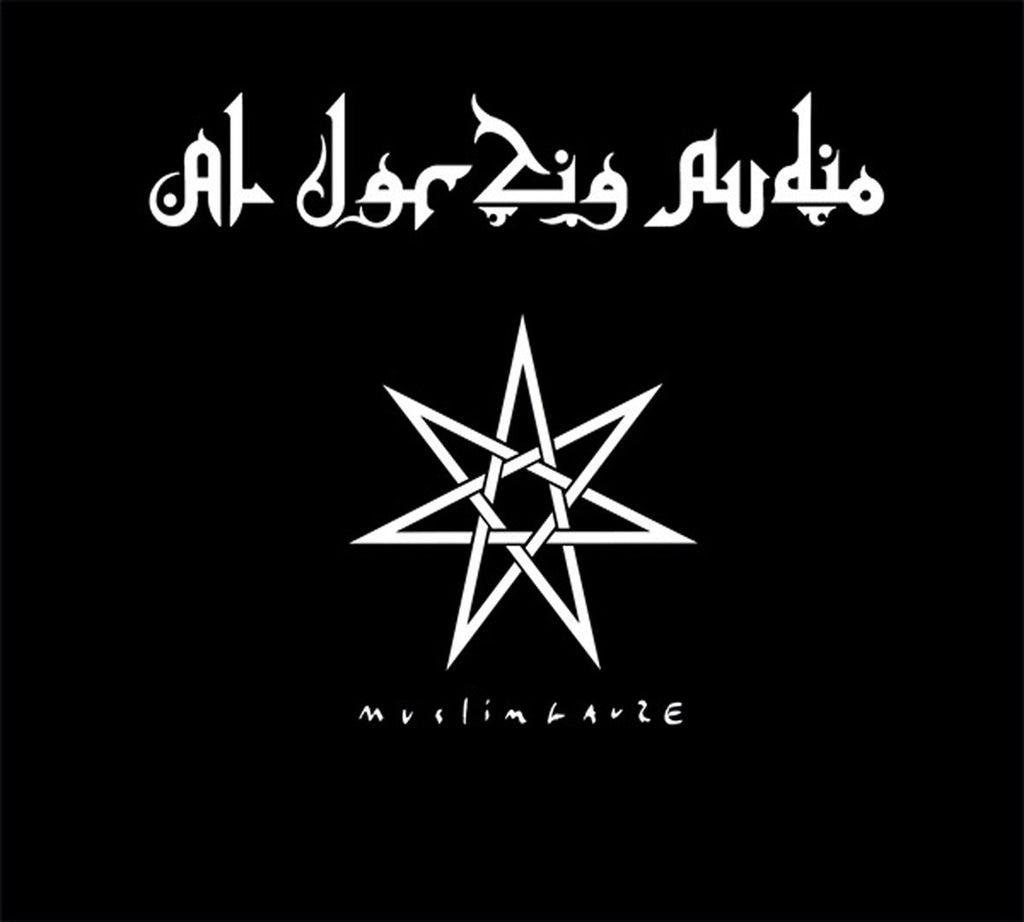 Muslimgauze ‎'Al Jar Zia Audio' - Cargo Records UK