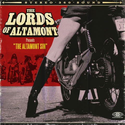 The Lords of Altamont 'The Altamont Sin' - Cargo Records UK