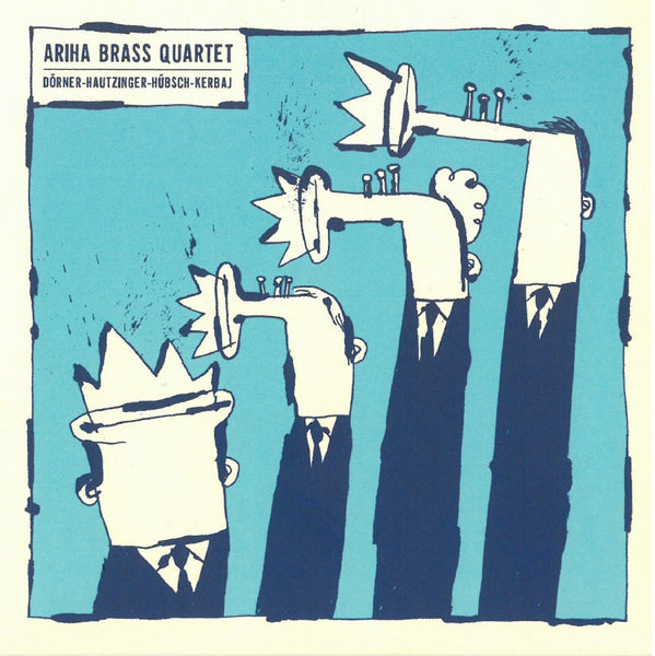 Ariha Brass Quartet 'Ariha Brass Quartet' - Cargo Records UK