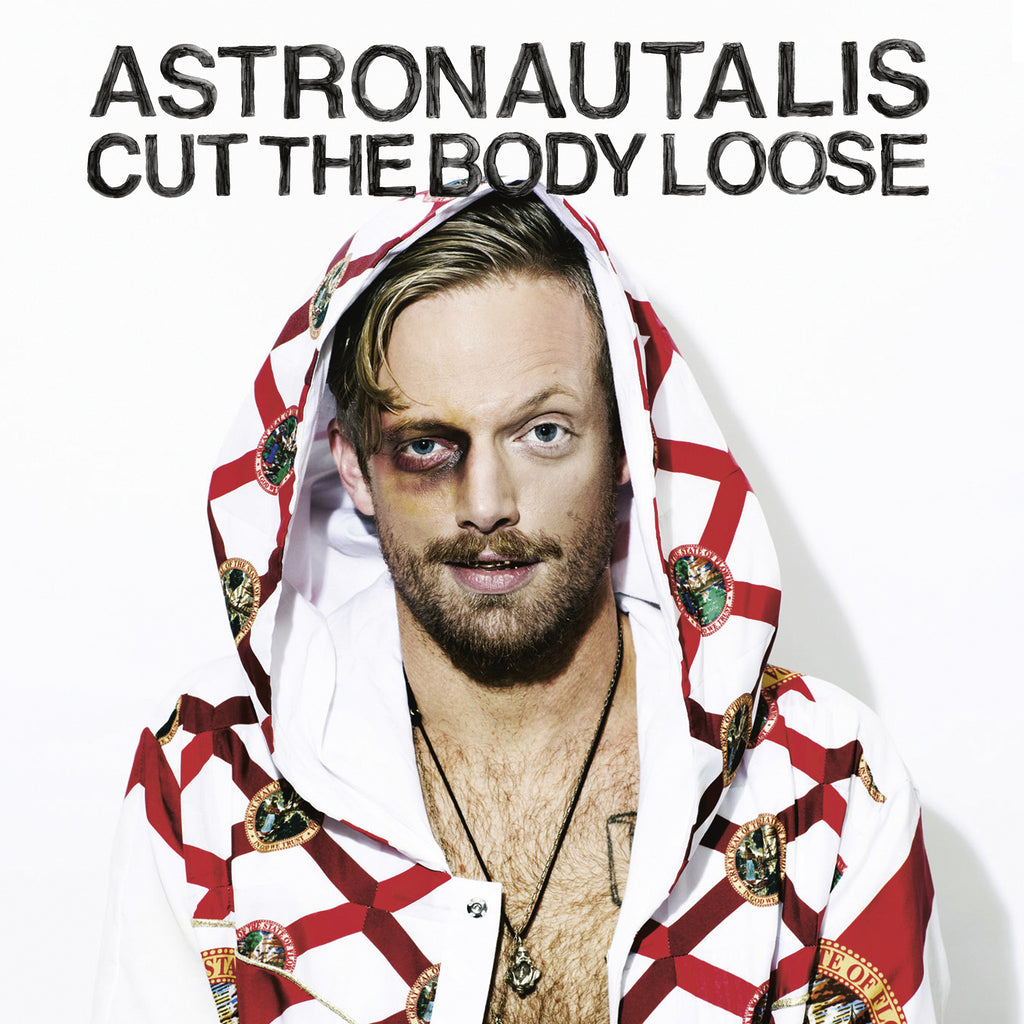 Astronautalis 'Cut The Body Loose' - Cargo Records UK
