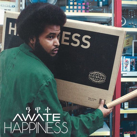 Awate 'Happiness' Vinyl LP PRE-ORDER - Cargo Records UK