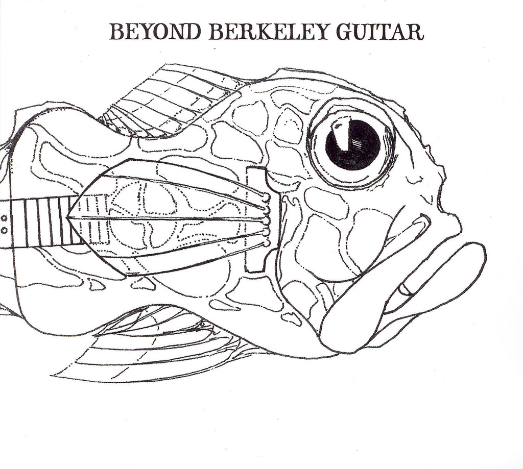 Various Artists 'Beyond Berkeley Guitar' - Cargo Records UK