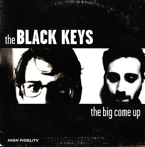 The Black Keys 'The Big Come Up' - Cargo Records UK