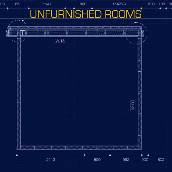 Blancmange 'Unfurnished Rooms' PRE-ORDER - Cargo Records UK