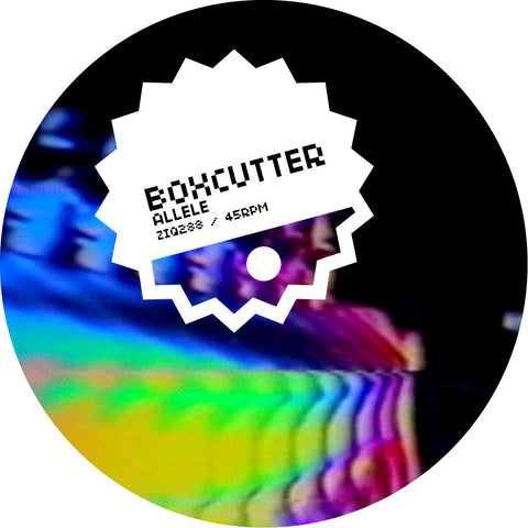 Boxcutter 'Allele' - Cargo Records UK