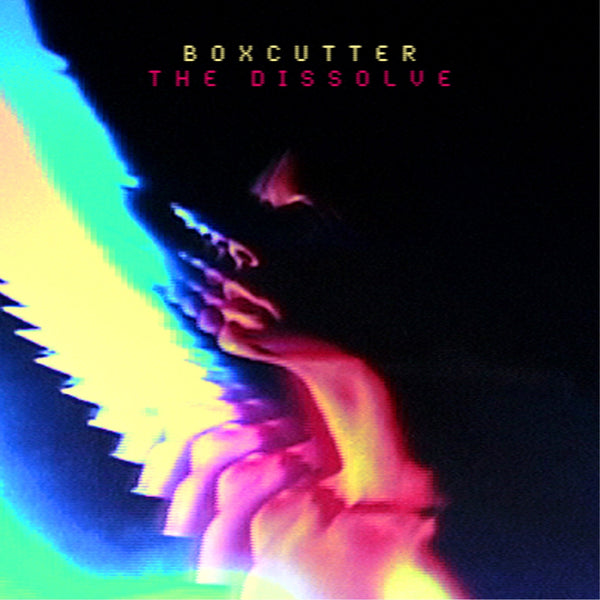 Boxcutter 'The Dissolve' - Cargo Records UK