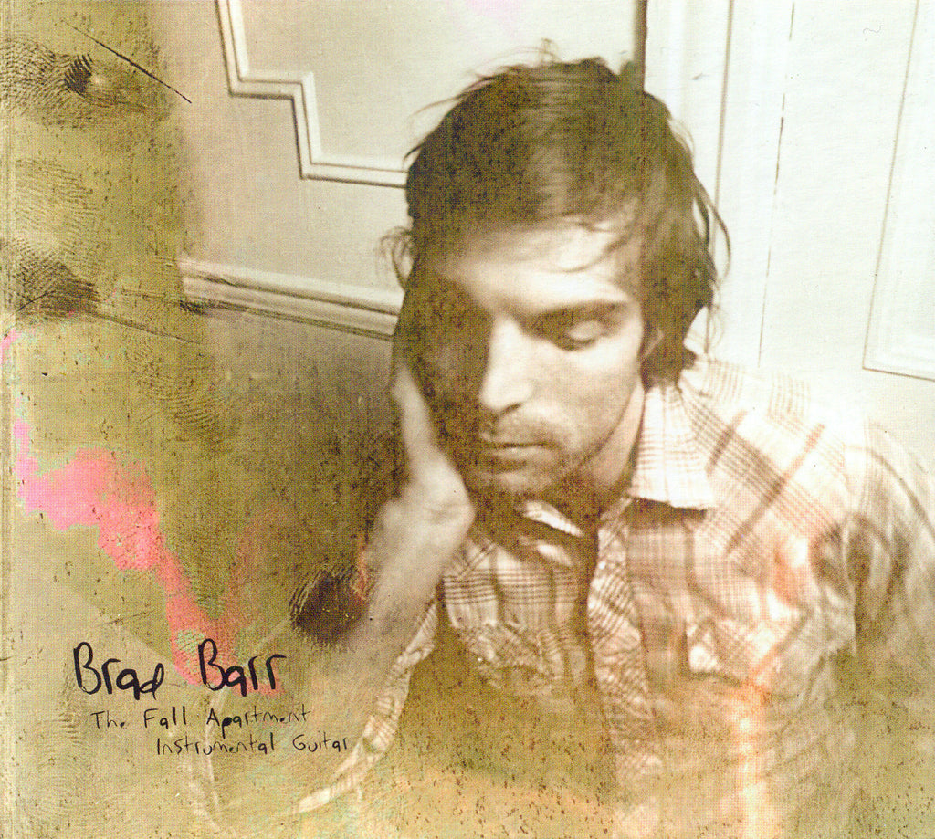 Brad Barr 'Fall Apartment Instrumental Guitars' - Cargo Records UK