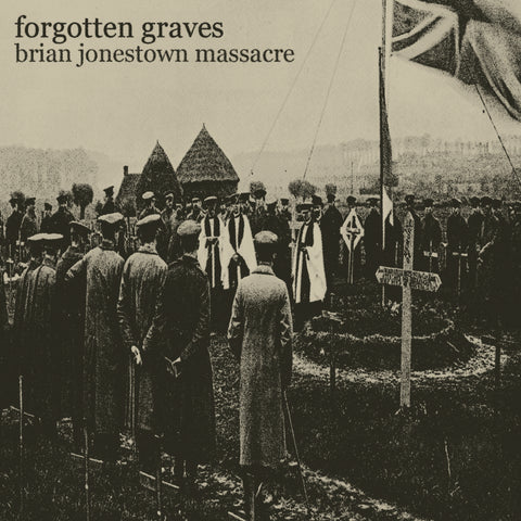 The Brian Jonestown Massacre 'Forgotten Graves' Vinyl 10