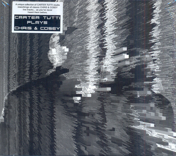 Carter Tutti 'Carter Tutti Plays Chris & Cosey' - Cargo Records UK