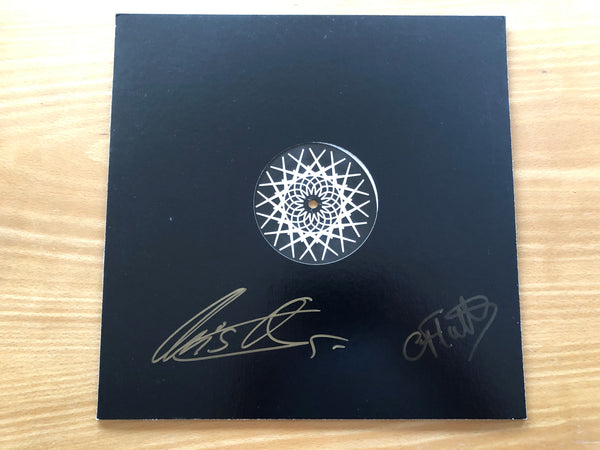 Muslimgauze 'From The Edge' Vinyl LP signed by Chris & Cosey