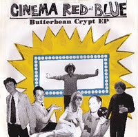 Cinema Red And Blue 'Butterbean Crypt' - Cargo Records UK