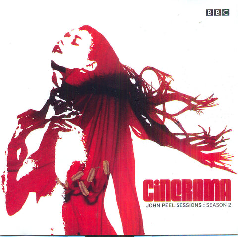 Cinerama 'John Peel Sessions: Season 2' - Cargo Records UK