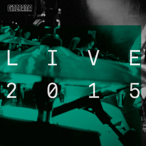 Cinerama 'Live 2015' - Cargo Records UK