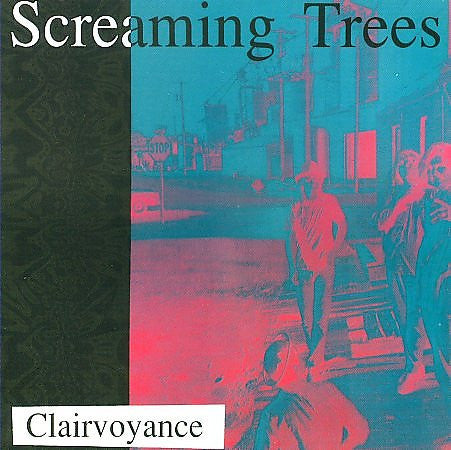 Screaming Trees 'Clairvoyance' - Cargo Records UK