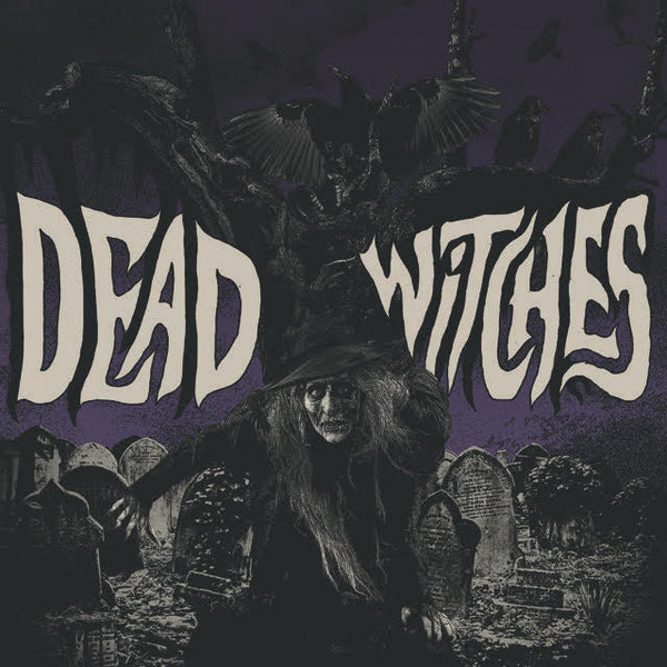 Dead Witches 'Ouija' - Cargo Records UK