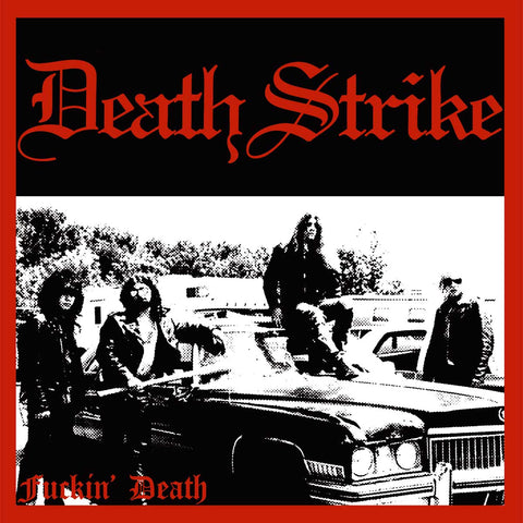 Death Strike 'Fuckin' Death' Vinyl LP