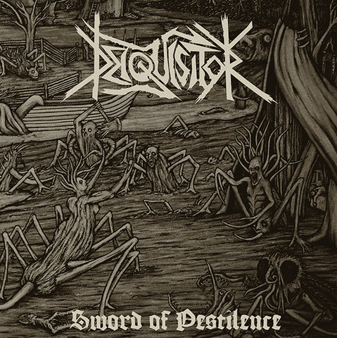 Deiquisitor 'Sword Of Pestilence' Vinyl 7