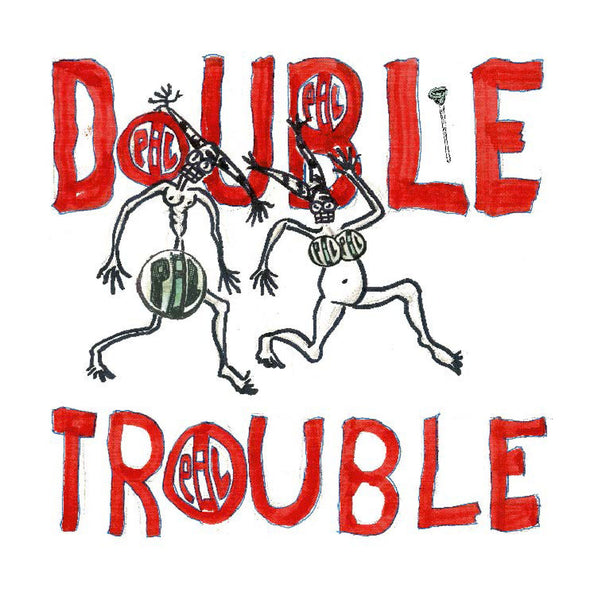 Public Image Ltd (PiL) 'Double Trouble' - Cargo Records UK