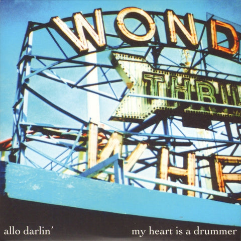 Allo Darlin 'My Heart Is A Drummer' - Cargo Records UK