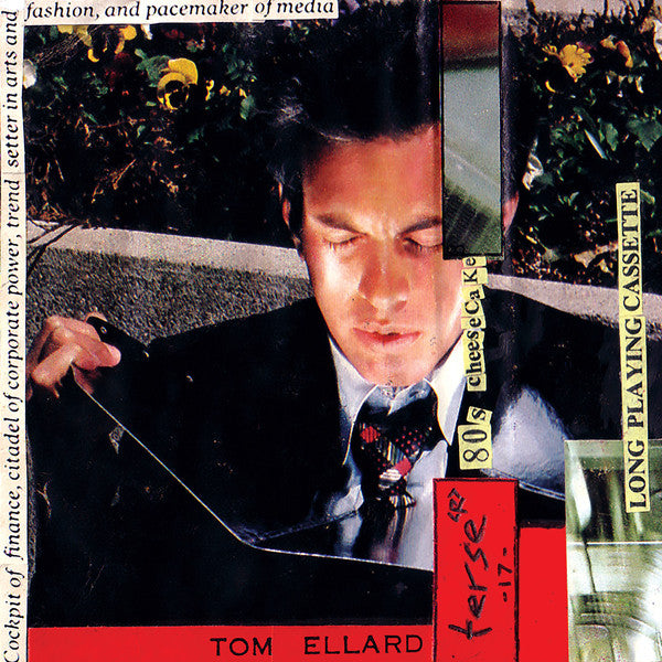 Tom Ellard 'Eighties Cheesecake' - Cargo Records UK