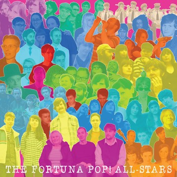 The Fortuna POP! All-Stars 'You Can Hide Your Love Forever' Vinyl 7